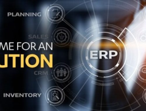 So You've Finally Decided It's Time For An ERP Solution